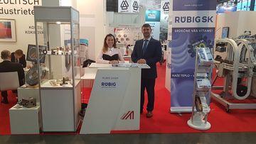 RÜBIG Slovakia MSV Brno hardening technology