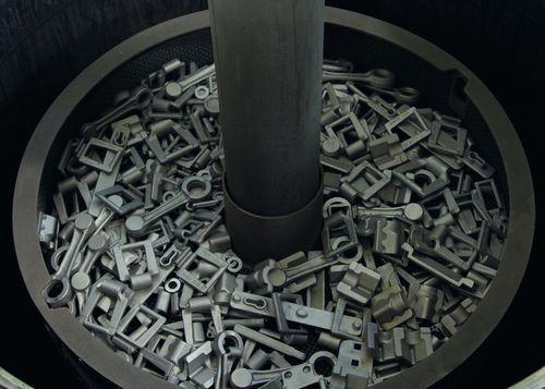 Gasnitrieranlage - GASCON K2