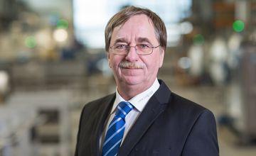 Peter Buchegger, RÜBIG Anlagentechnik