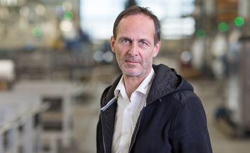 Dieter Ecker, RÜBIG Härtetechnik