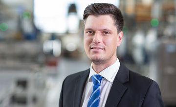 Werner Fischer, RÜBIG Anlagentechnik