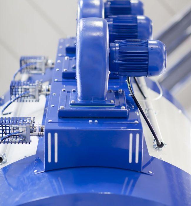 DLC Beschichtungsanlage, Micropuls Procoat, RÜBIG Anlagentechnik