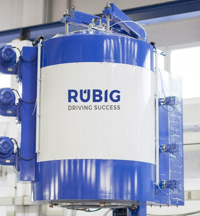 Plasmanitrieranlage Micropuls Everst, RÜBIG Anlagentechnik