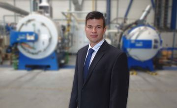 Martin Vyoral, RÜBIG Härtetechnik Slowakei